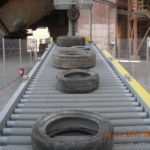 Tire Feed System - Romania